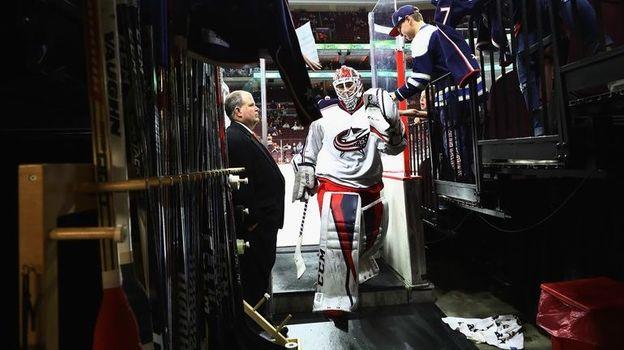 Главный скандал с россиянами в НХЛ, что на самом деле случилось с Бобровским в Коламбусе