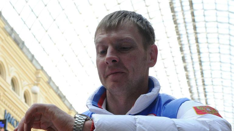 Александр Зубков. Фото Никита Успенский