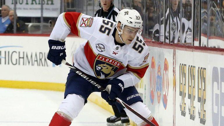 Богдан Киселевич. Фото НХЛ