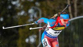 Кузьмина выиграла спринт в Рупольдинге. Россиянки - вне десятки