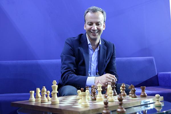 Аркадий Дворкович. Фото Этери Кублашвили