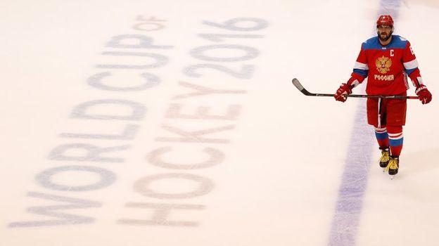 Сыграет ли еще когда-нибудь Александр Овечкин на Кубке мира? Фото AFP