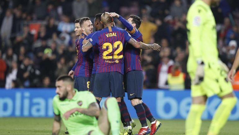 17 января футбол испания