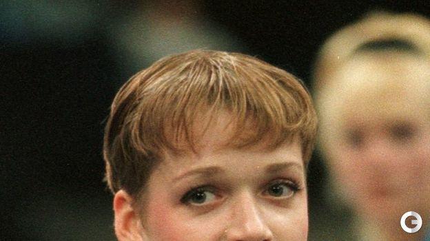 1999 год. Светлана Хоркина. Фото Дмитрий Солнцев