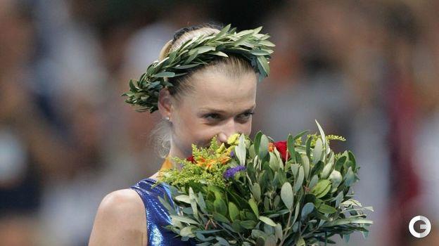 2004 год. Светлана Хоркина. Фото Александр Вильф