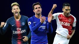 Таблица переходов европейских топ-клубов