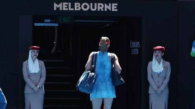 Открытый чемпионат Австралии. Эшли Барти – Мария Шарапова – 4:6, 6:1, 6:4. Почему проиграла Шарапова