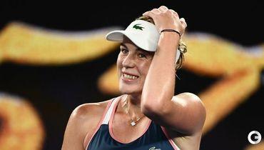Стивенс недооценила Павлюченкову. Анастасия - в четвертьфинале