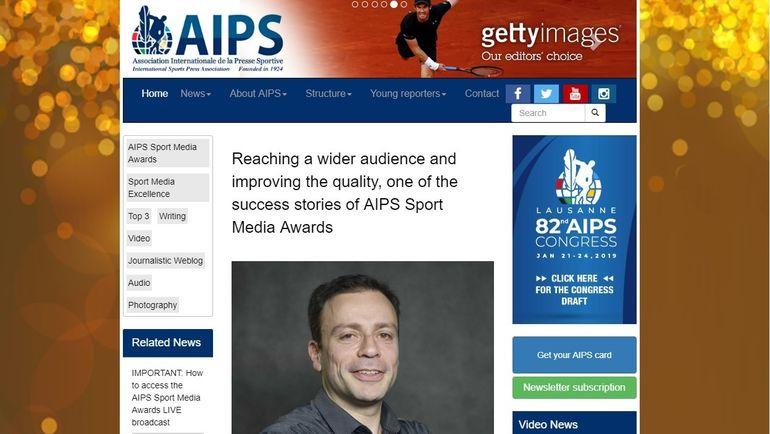 AIPS Sports Media.