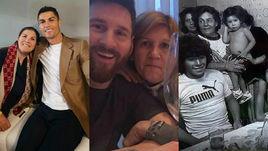 Голодала для Марадоны, отказалась от аборта ради Роналду, выгнала Фергюсона из-за Погба. Какова роль мам в футболе?