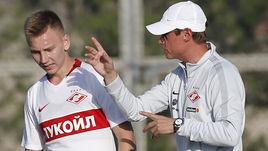 Наиль Умяров и Олег Кононов.