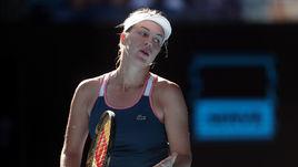 22 января. Анастасия Павлюченкова проиграла американке Даниэле Коллинз на Australian Open.