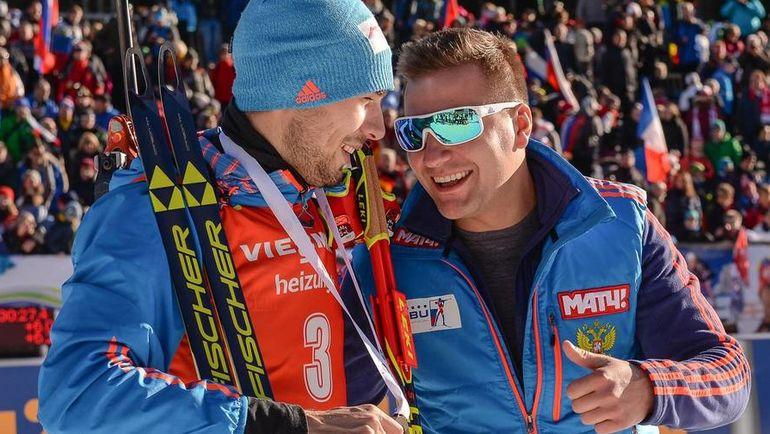 Антон Шипулин и Илья Трифанов. Фото Андрей Иванов