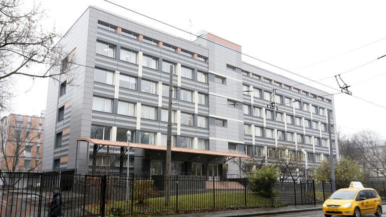 Здание Московской антидопинговой лаборатории. Фото REUTERS