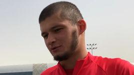 Аяз Гулиев - о матче с