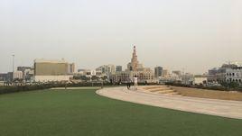 Так сейчас выглядит столица Катара, которая через без малого четыре года примет чемпионат мира-2022.