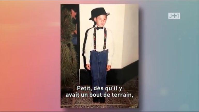 """Эмилиано Сала, кадр из французской телепрограммы """"J+1""""."""