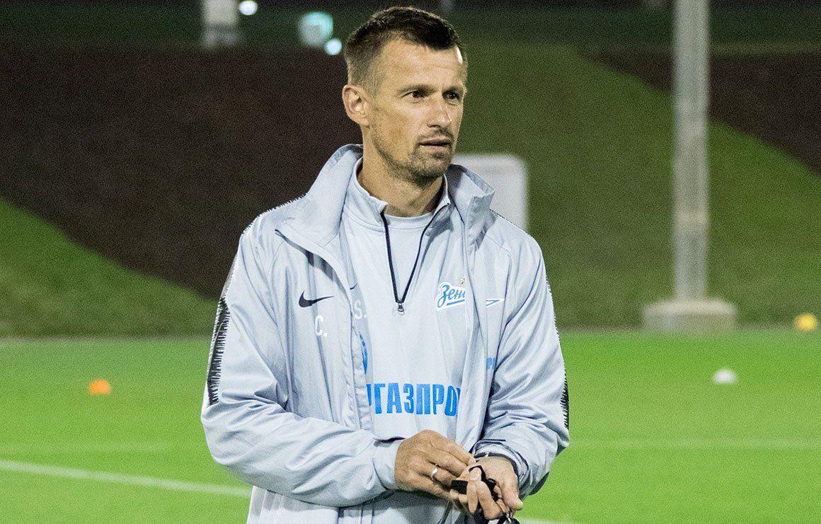 """Сергей Семак: """"Как Паредес решит свои вопросы, все и объявят"""""""