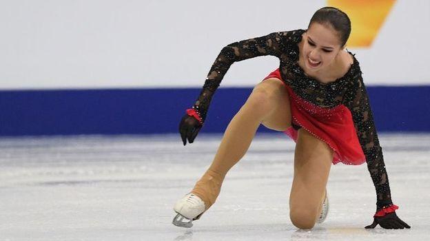 Софья Самодурова выиграла чемпионат Европы по фигурном катанию 2019, Алина Загитова упала в произвольной программе. Видео, обзор, комментарий
