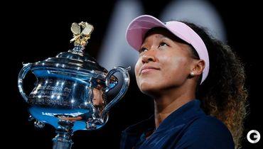 Осака - победительница Australian Open