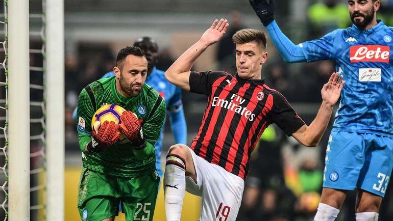 Милан футбол обзор матчей
