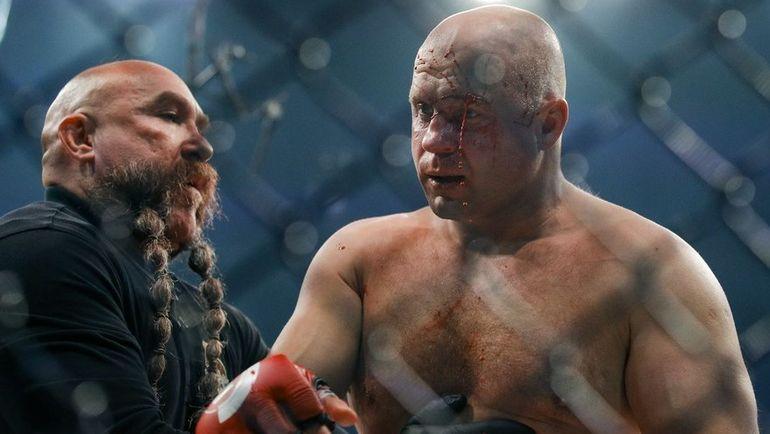 Федор Емельяненко. Фото MMA Fighting
