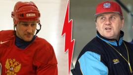 Один из самых громких конфликтов в истории российского хоккея. Ковалев vs Крикунов: почему они поругались