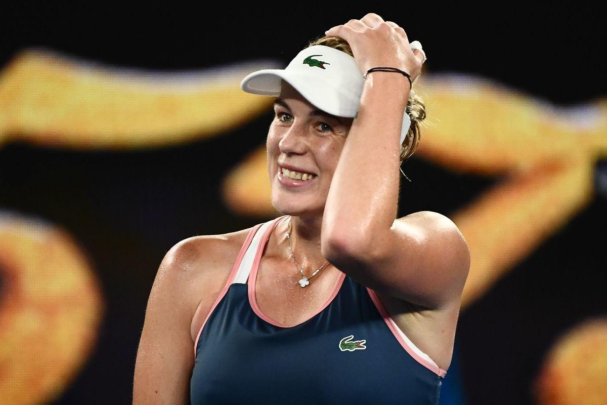 """Анастасия Павлюченкова: """"Если я сильно уверенна в себе, начинаю играть вальяжно"""""""