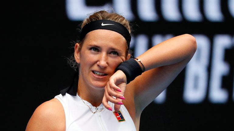 Виктория Азаренко. Фото AFP
