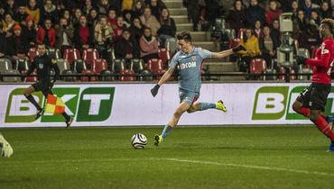 Головин забил первый гол во Франции, но