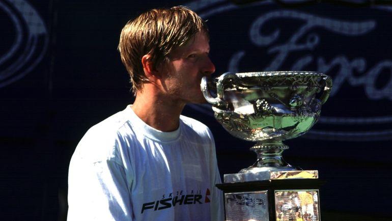 31 января 1999 года. Мельбурн. Евгений Кафельников.