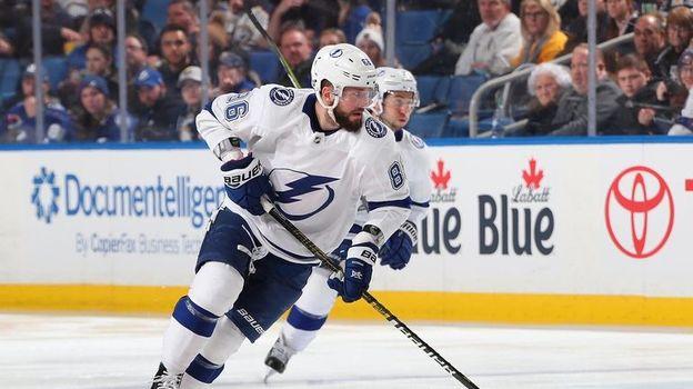 Никита Кучеров. Фото НХЛ