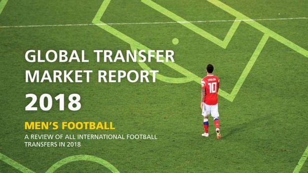 ФИФА, 2018, переходы, отчет о трансферах, из России уезжают