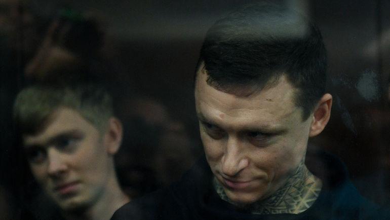 """Павлу Мамаеву и Александру Кокорину могут продлить срок ареста. Фото Дарья Исаева, """"СЭ"""""""