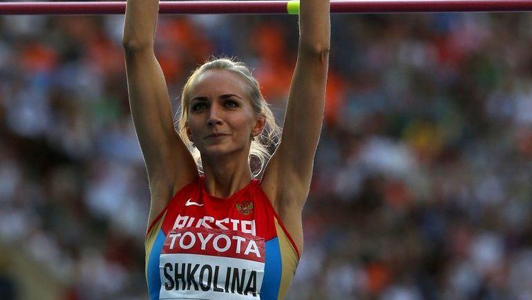 Светлана Школина. Фото AFP