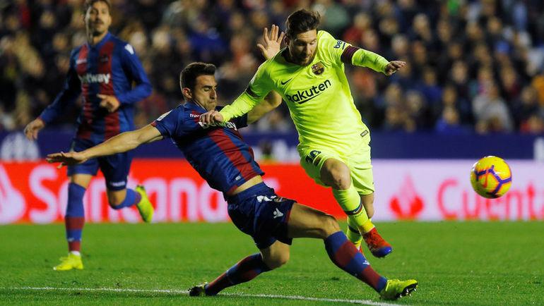 """""""Барселона"""" – """"Валенсия"""". Фото AFP"""