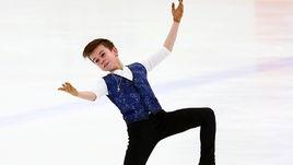 Даниил Самсонов - победитель первенства России среди юниоров.