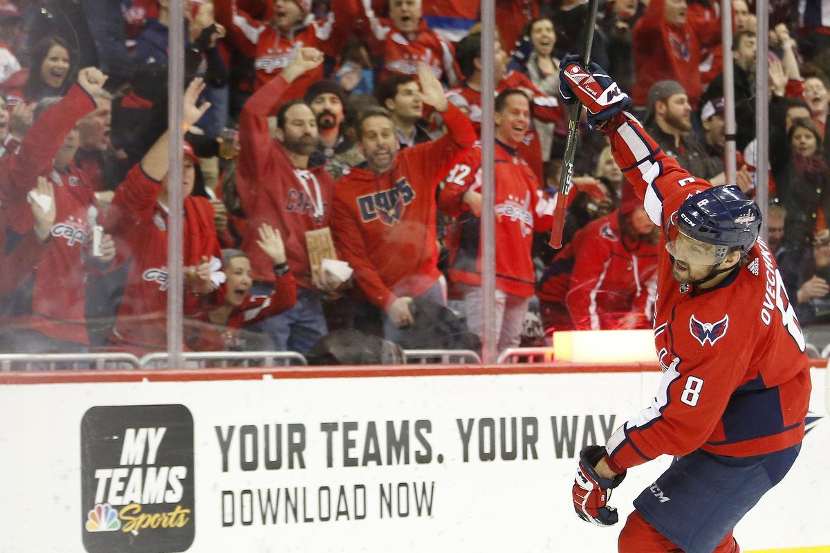 Овечкин обогнал Федорова! Теперь он величайший русский в истории НХЛ? Или нет?