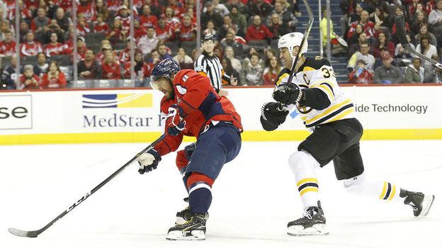 Вашингтон – Бостон – 0:1, чемпионат НХЛ, 3 февраля, обзор матча, видео голов