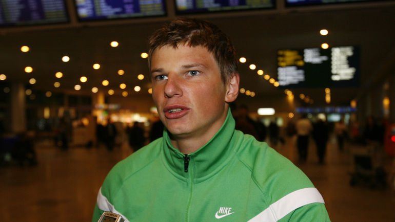 Андрей Аршавин. Фото Алексей Иванов