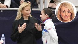 Яна Рудковская считает Этери Тутберидзе (слева) наследницей Татьяны Тарасовой.