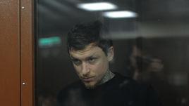 6 февраля. Павел Мамаев во время заседания суда.