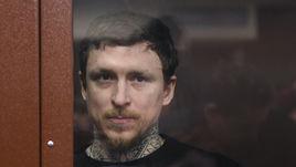6 февраля. Москва. Павел Мамаев в зале суда.