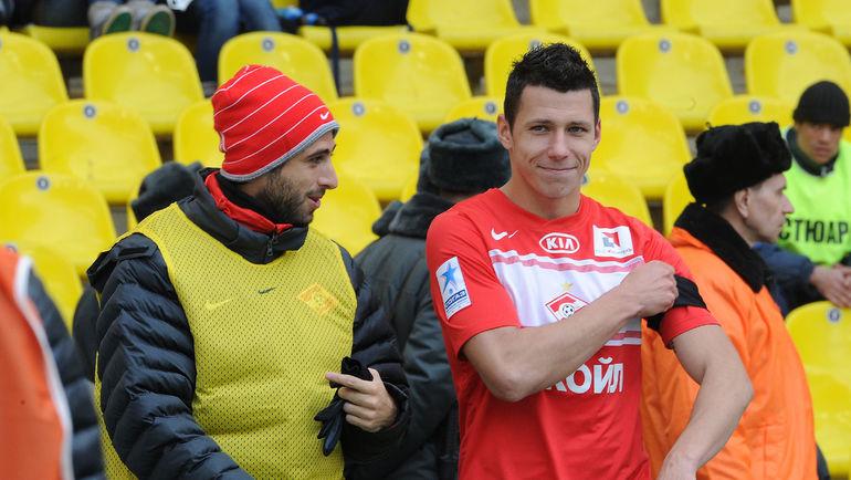 Николас Пареха и Марек Сухи. Фото Никита Успенский.