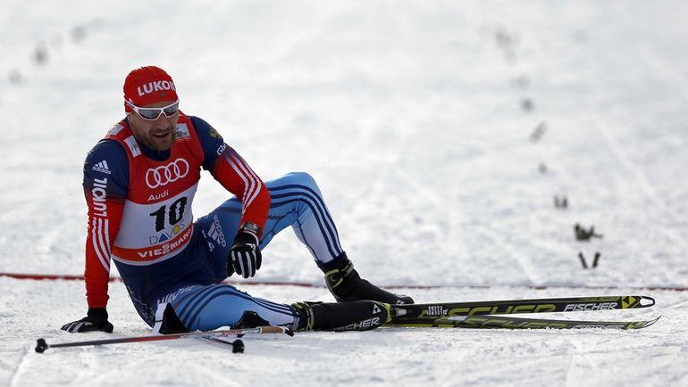 Алексей Петухов. Фото AFP