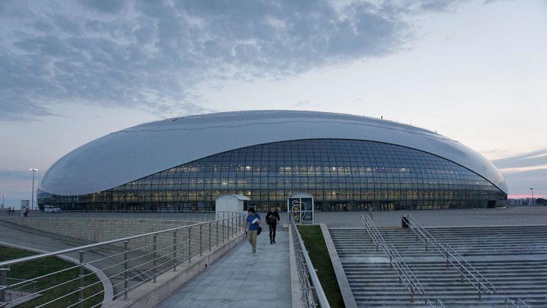 """Ледовый дворец """"Большой"""". Фото AFP"""