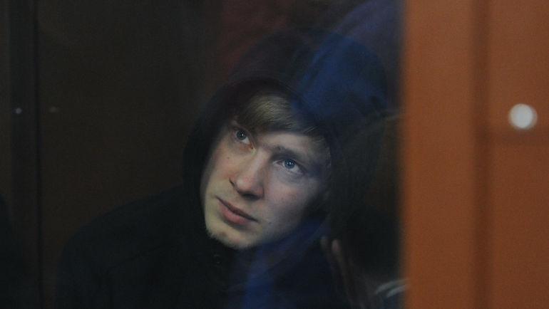 """6 февраля. Москва. Кирилл Кокорин. Фото Дарья Исаева, """"СЭ"""""""