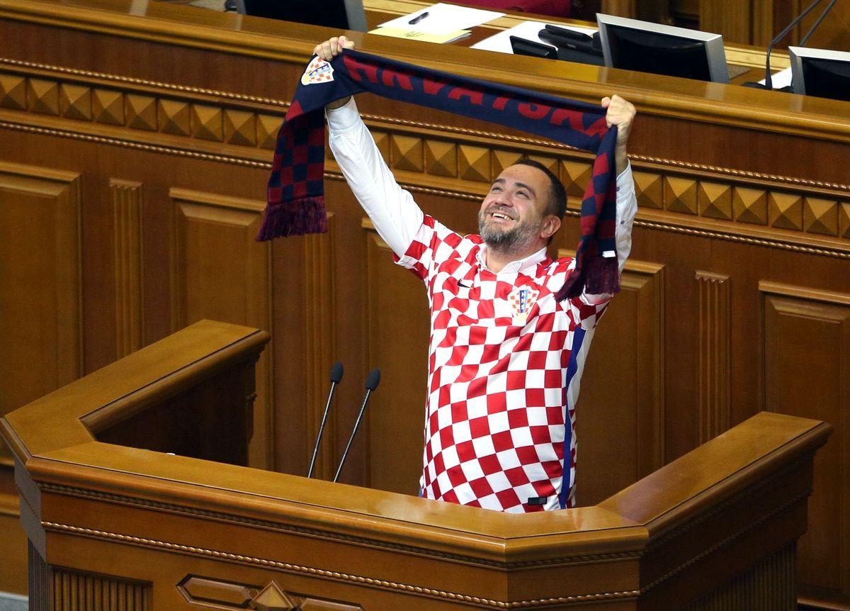 В УЕФА мафия? Членом исполкома стал обвиняемый в коррупции украинец