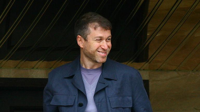Роман АБрамович. Фото Алексей Иванов