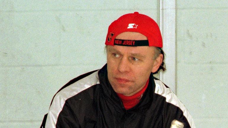Вячеслав Фетисов. Фото Александр Вильф